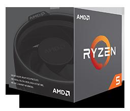 AMD Ryzen 5 Packaging