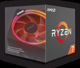 AMD Ryzen 7 Packaging