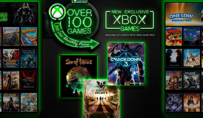 Promo Xbox Game Pass Para PC